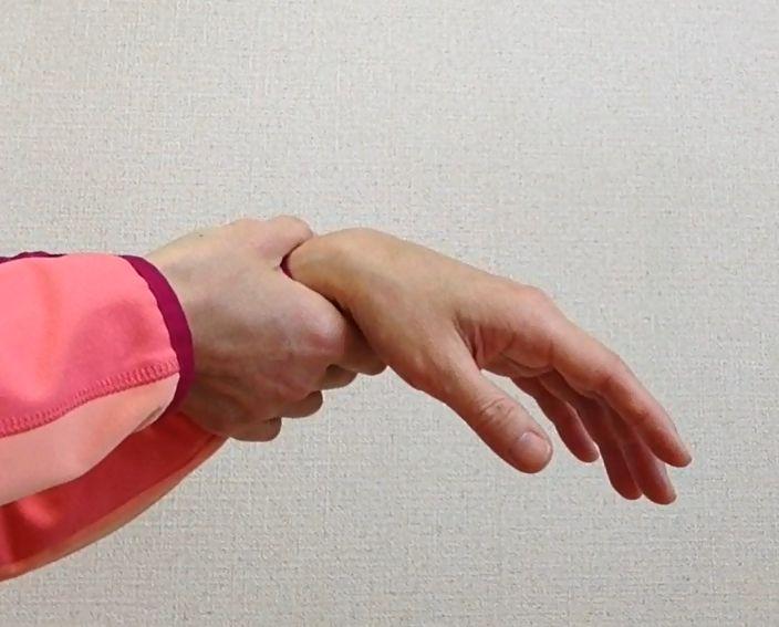 手首の運動1