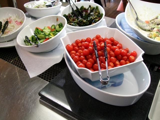 バイキング野菜