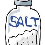 塩分のとりすぎと自然塩