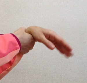 手首の運動9